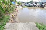 Cấp bách phòng chống sụt lún và sạt lở ở Tây Nam Bộ