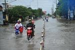 Thời tiết 22/7: Áp thấp nhiệt đới mạnh lên ở biển Đông, cả nước có mưa ngày cuối tuần