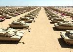 Ai Cập khánh thành căn cứ quân sự lớn nhất tại Trung Đông