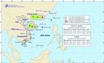 Bão số 3 suy yếu, áp thấp nhiệt đới trên Biển Đông di chuyển chậm