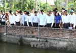 Thủ tướng thăm mô hình nông thôn mới tại Thạch Hà (Hà Tĩnh)