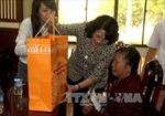 Phó Chủ tịch nước thăm các gia đình chính sách tại Long An