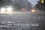 Bão số 4 gây mưa lớn từ Quảng Bình đến Quảng Ngãi