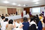 Giải quyết 'thách thức' dinh dưỡng cho phụ nữ mang thai và cho con bú
