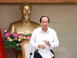 Thủ tướng phê bình 13 bộ, cơ quan, địa phương chậm giải ngân vốn đầu tư công