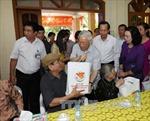 Tổng Bí thư thăm, tặng quà Trung tâm nuôi dưỡng và điều dưỡng người có công số 2 Hà Nội