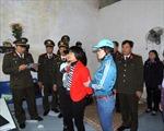 Trần Thị Nga lĩnh 9 năm tù về tội 'Tuyên truyền chống Nhà nước CHXHCN Việt Nam'