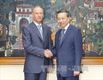 Tăng cường hợp tác giữa Bộ Công an Việt Nam và Hội đồng An ninh Liên bang Nga