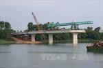 Quảng Trị: Thông xe cầu Thành Cổ