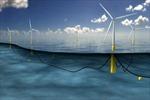 Lắp đặt cối xay gió nổi trên biển đầu tiên của thế giới