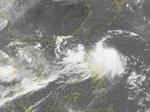 Xuất hiện áp thấp trên Biển Đông