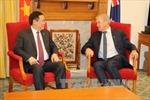 New Zealand cam kết duy trì viện trợ ODA và hỗ trợ Việt Nam