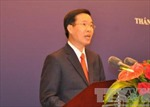 Đồng chí Võ Văn Thưởng tiếp Đại sứ Pháp tại Việt Nam