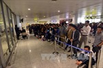 Cửa nhập cảnh sân bay Nội Bài bị ách tắc do lỗi hệ thống máy tính