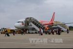 Nhiều chuyến bay đến Đài Loan của Vietjet Air bị ảnh hưởng do bão Nesat
