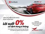 SeABank ưu đãi khách hàng tại Vietnam Motoshow 2017