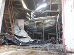 Hà Nội: Cháy lớn tại xưởng làm bánh ga-tô gần Quốc lộ 32