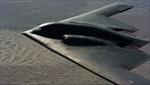 Máy bay ném bom tàng hình Mỹ khiến các đối thủ đều e dè