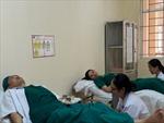 5 nhân viên y tế hiến máu cứu sống sản phụ nguy kịch