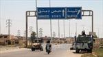Quân đội Syria giải phóng thị trấn quan trọng của tỉnh Homs