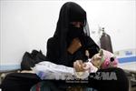 Hơn nửa triệu người Yemen nhiễm dịch tả không được tiếp cận với các dịch vụ y tế