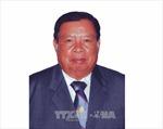 Điện mừng kỷ niệm Ngày sinh lần thứ 80 của Tổng Bí thư BCH Trung ương Đảng Nhân dân Cách mạng Lào