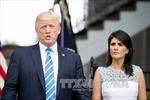 Tổng thống Mỹ hoan nghênh quyết định 'khôn ngoan' của lãnh đạo Triều Tiên