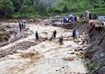 Mưa lớn có thể gây ra lũ quét, sạt lở đất ở các tỉnh miền núi phía Bắc