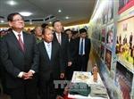 Triển lãm hợp tác phòng chống tội phạm giữa Công an Campuchia - Lào - Việt Nam