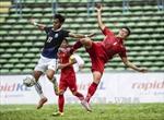 SEA Games 29: HLV của Malaysia và Myanmar theo dõi U22 Việt Nam thi đấu