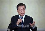Tổng thống Hàn Quốc cam kết nỗ lực vì hòa bình trên Bán đảo Triều Tiên