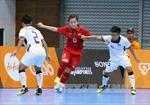 SEA Games 29: HLV futsal nữ Thái Lan thừa nhận đá với Việt Nam là 'khó nhất'