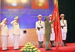 Bộ Công an đón nhận phần thưởng cao quý do nước CHDCND Lào trao tặng