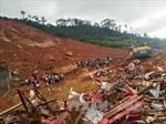 Trên 1.000 người chết và mất tích do lũ lụt và lở đất ở Sierra Leone