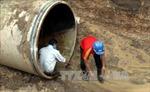 Người dân lo lắng về lịch tạm ngừng cấp nước sạch sông Đà