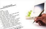 Thanh Hóa: Bút phê sơ yếu lý lịch làm khó sinh viên, lãnh đạo xã bị kiểm điểm