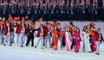 SEA Games 29: Đêm khai mạc rực rỡ sắc màu Á Đông