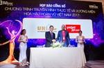 Vietjet - Nhà vận chuyển hàng không chính thức cuộc thi Hoa hậu Hoàn vũ Việt Nam 2017