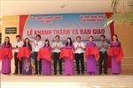 Vietnam Airlines xây trường cho con em đồng bào vùng cao huyện Minh Hóa