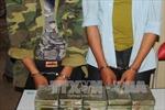 Bắt quả tang vụ vận chuyển 20 bánh heroin từ Tây Bắc về Hà Nội