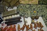 Bắt giữ một hành khách mang số lượng lớn trang thiết bị quân sự