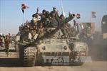 Các lực lượng Iraq giành quyền kiểm soát một ngôi làng ở Tây Tal Afar