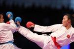 Nguyễn Thị Hồng Anh đoạt HCV karatedo đầy kịch tính