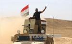 Lực lượng Iraq chọc thủng các phòng tuyến của IS ở Tal Afar