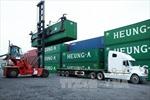 Chuyển cửa khẩu hàng nhập làm thủ tục hải quan tại cảng cạn ICD Mỹ Đình