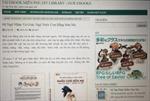 Nhức nhối nạn vi phạm bản quyền sách trên internet