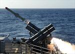 Mỹ phóng thành công tên lửa chống hạm Harpoon gần đảo Guam