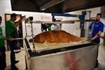 Kỷ lục mới về chiếc bánh gối lớn nhất thế giới