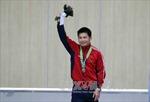 Hà Minh Thành giải tỏa cơn khát vàng cho tuyển bắn súng