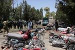 Đánh bom tại miền Nam Afghanistan gây thương vong lớn